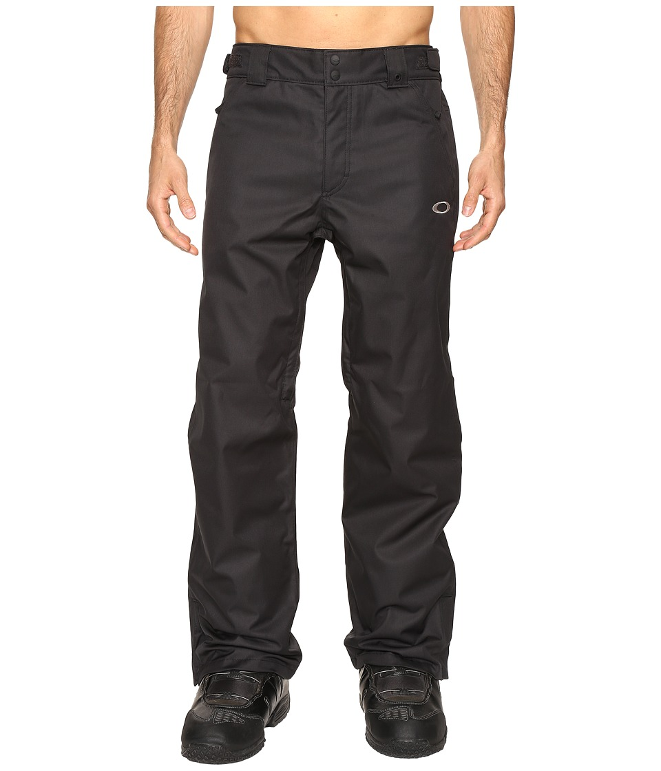 Oakley - Sun King Biozone Shell Pants (Jet Black) Men's Casual Pants