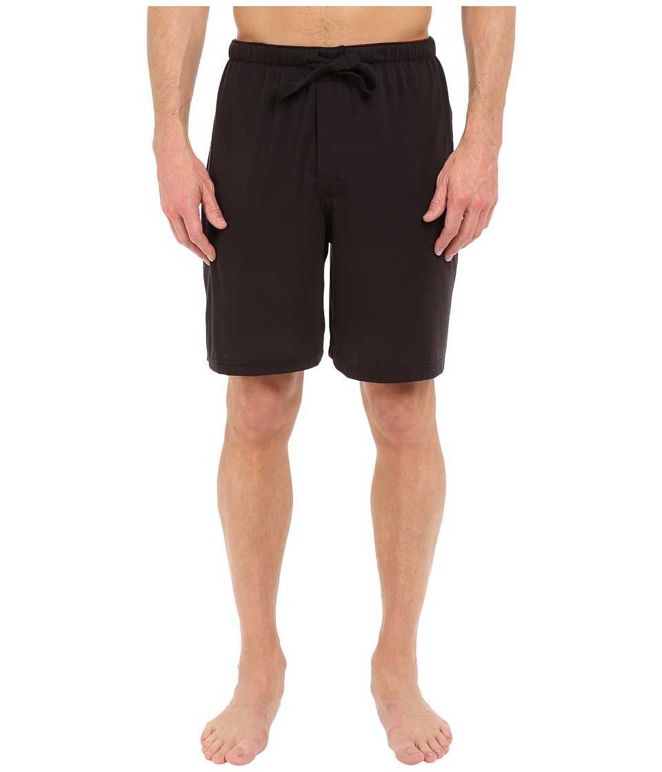 Jockey - Lounge shorts (Black) Men's Pajama