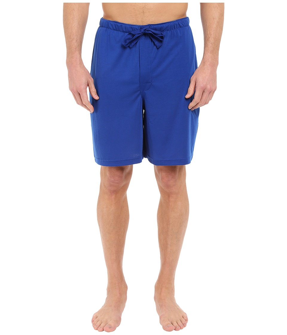 Jockey - Lounge shorts (Blue) Men's Pajama