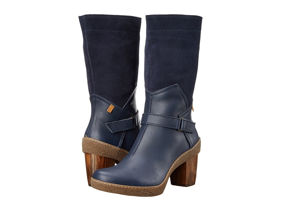 El Naturalista - Lichen NF75 (Ocean) Women's Shoes