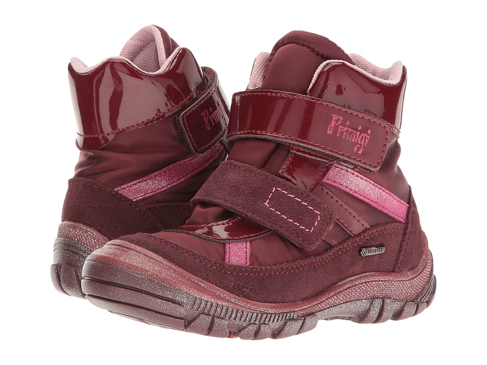 Primigi Kids - Meccoy-E (Toddler) (Vino) Girls Shoes