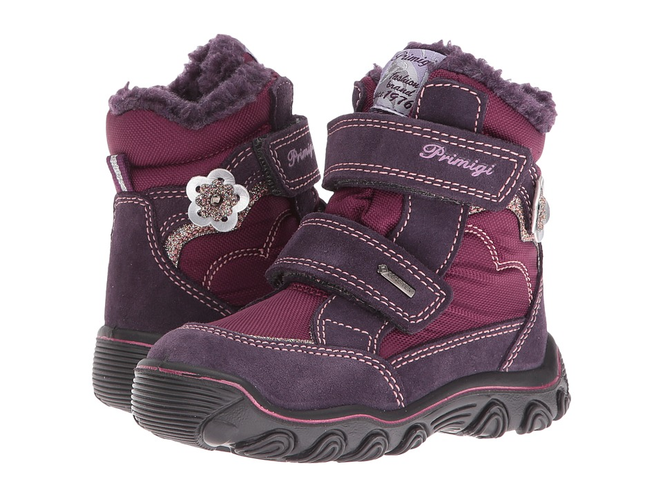 Primigi Kids - Babe-E (Toddler) (Purple) Girls Shoes