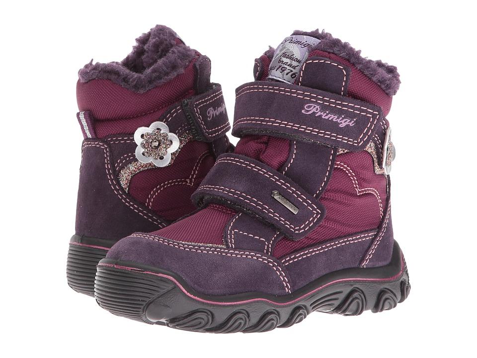 Primigi Kids - Babe-E (Toddler) (Purple) Girls Shoes