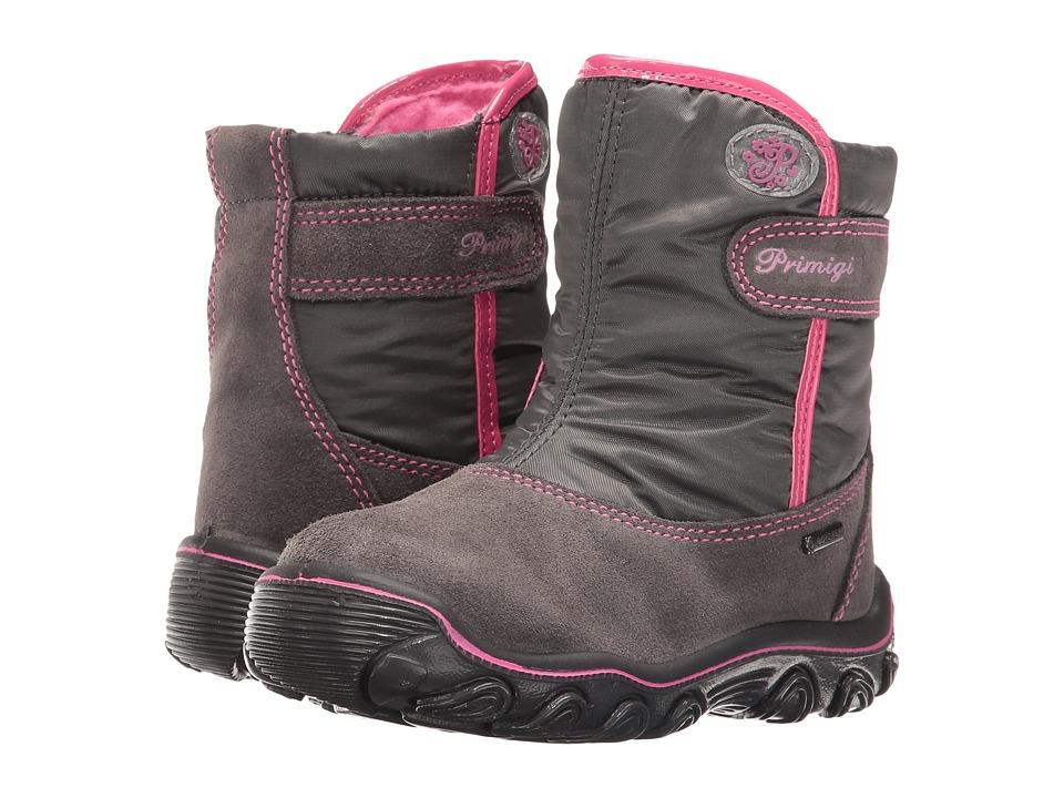 Primigi Kids - Wanny-E (Toddler) (Grey) Girls Shoes