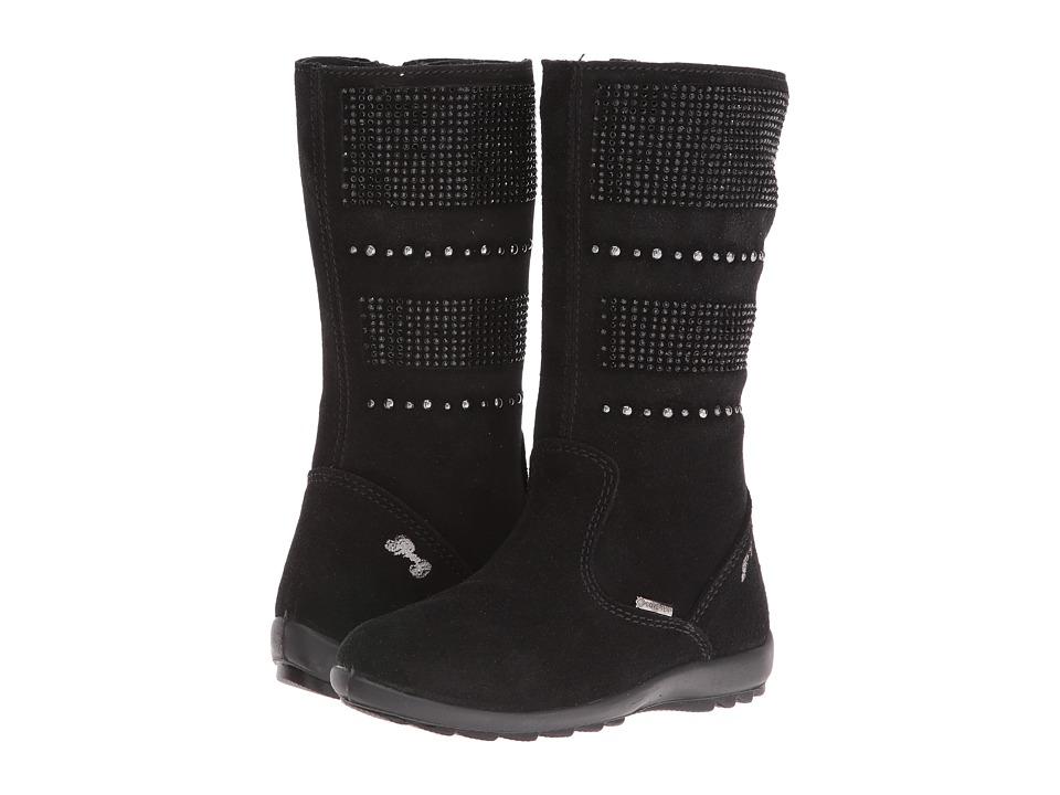 Primigi Kids - Beja (Toddler/Little Kid) (Black) Girls Shoes
