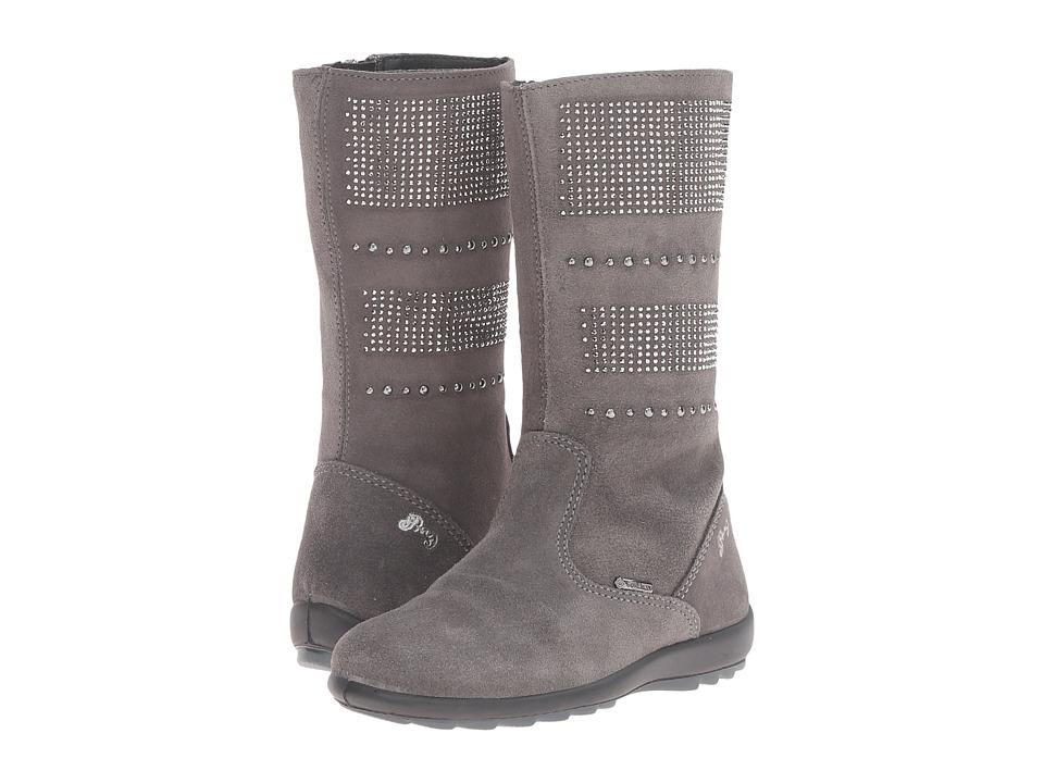 Primigi Kids - Beja (Toddler/Little Kid) (Grey) Girls Shoes