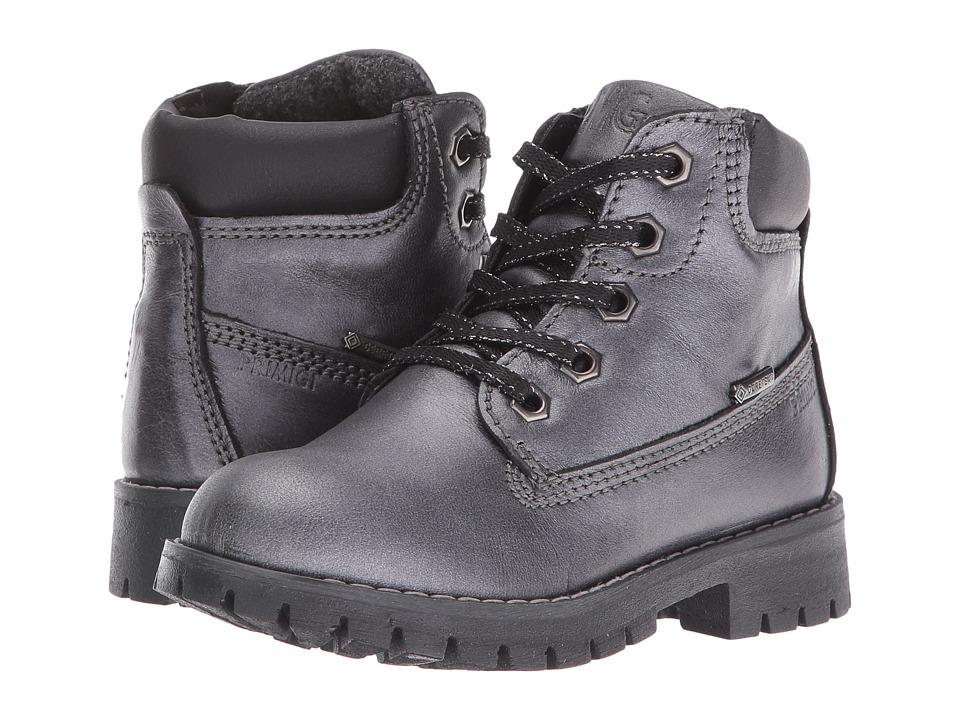 Primigi Kids - Evan (Toddler/Little Kid) (Grey) Girls Shoes