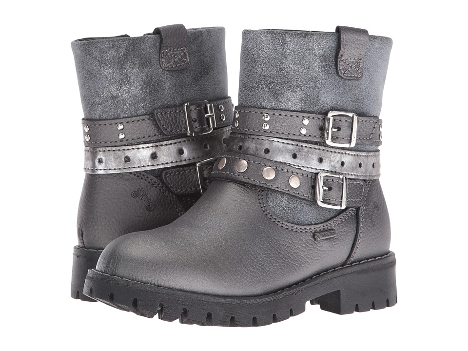 Primigi Kids - Zaira (Toddler/Little Kid) (Grey) Girls Shoes