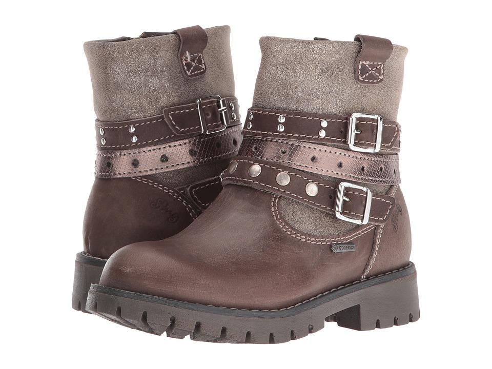 Primigi Kids - Zaira (Toddler/Little Kid) (Taupe) Girls Shoes