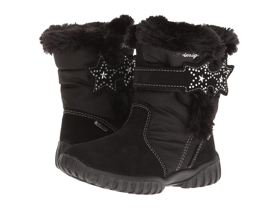 Primigi Kids - Florida-E (Toddler/Little Kid) (Black) Girls Shoes