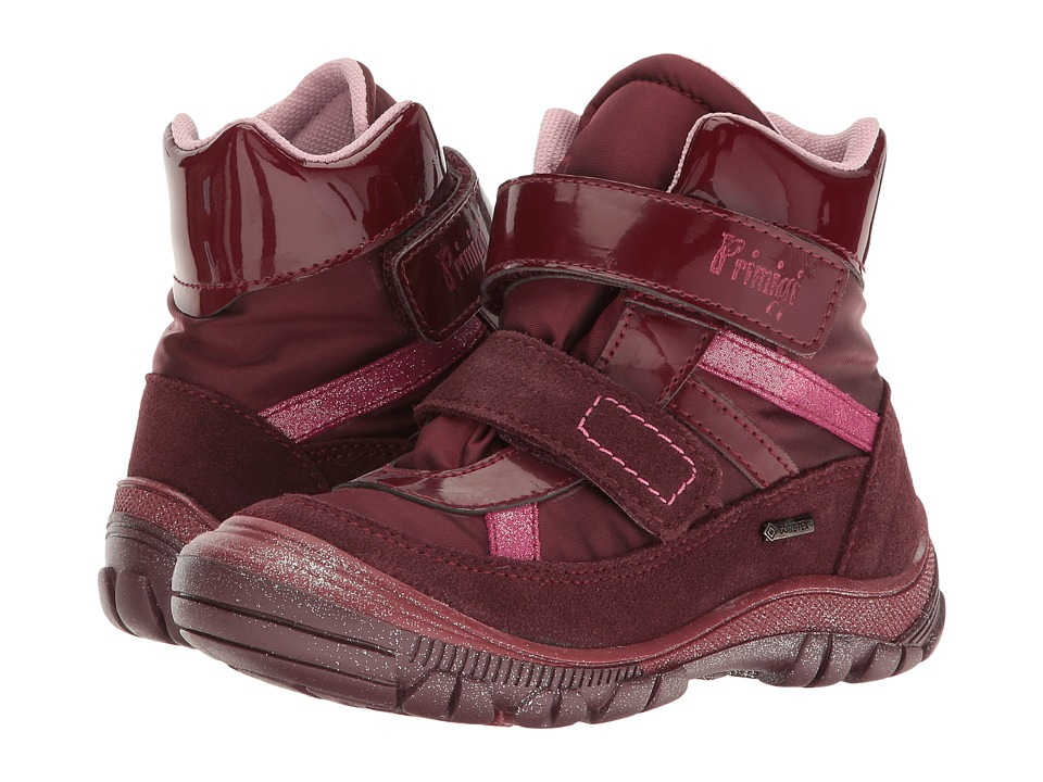 Primigi Kids - Meccoy-E (Toddler/Little Kid) (Vino) Girls Shoes