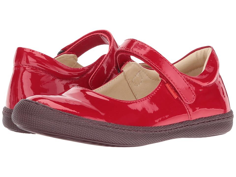 Primigi Kids - Morine 1-E (Little Kid) (Red 1) Girls Shoes