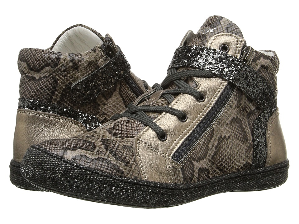 Primigi Kids - Mel-E (Little Kid) (Snake Print) Girl's Shoes