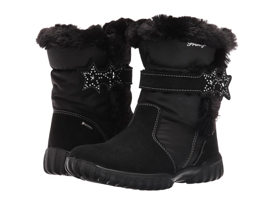 Primigi Kids - Florida-E (Little Kid) (Black) Girls Shoes