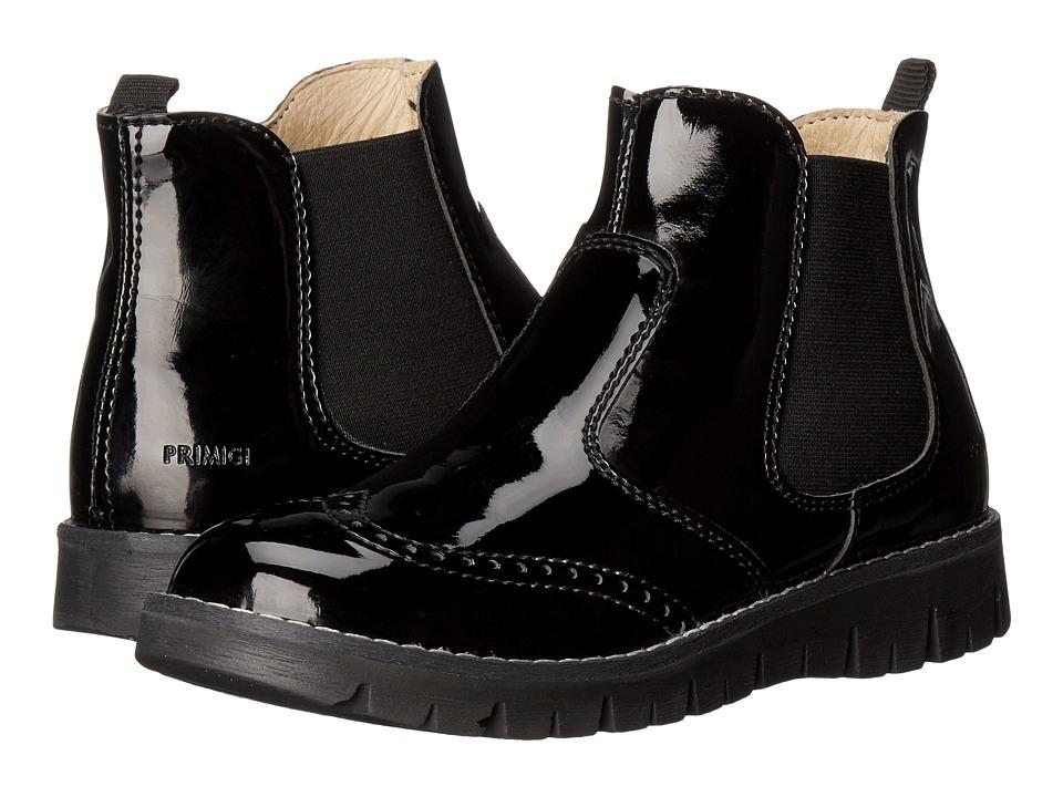 Primigi Kids - Oxfy (Little Kid) (Black) Girl's Shoes