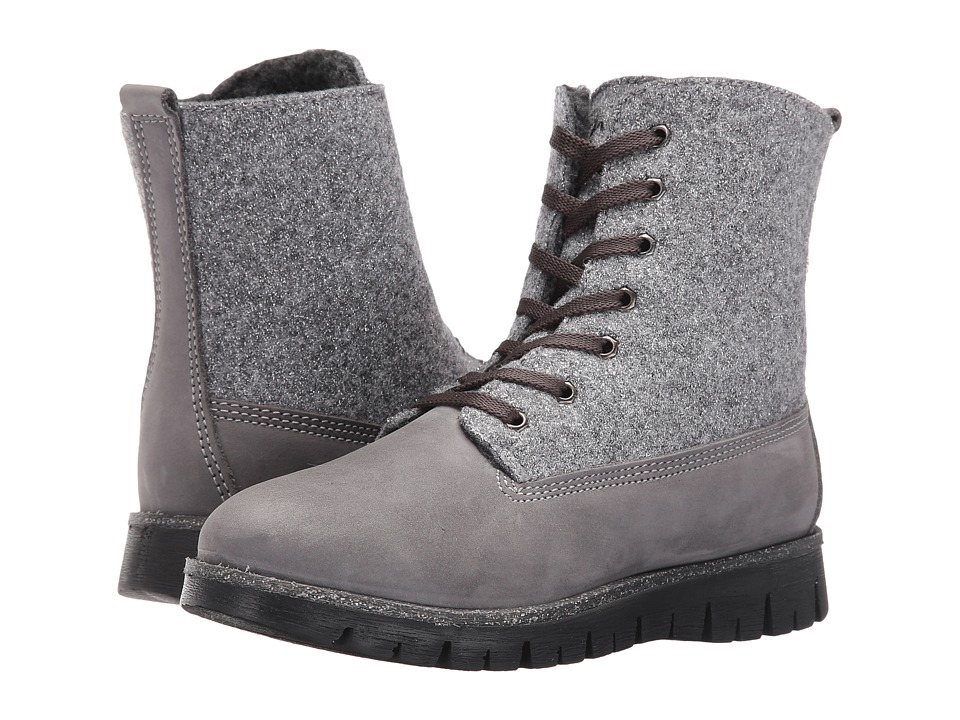 Primigi Kids - Tilly (Little Kid) (Grey) Girl's Shoes
