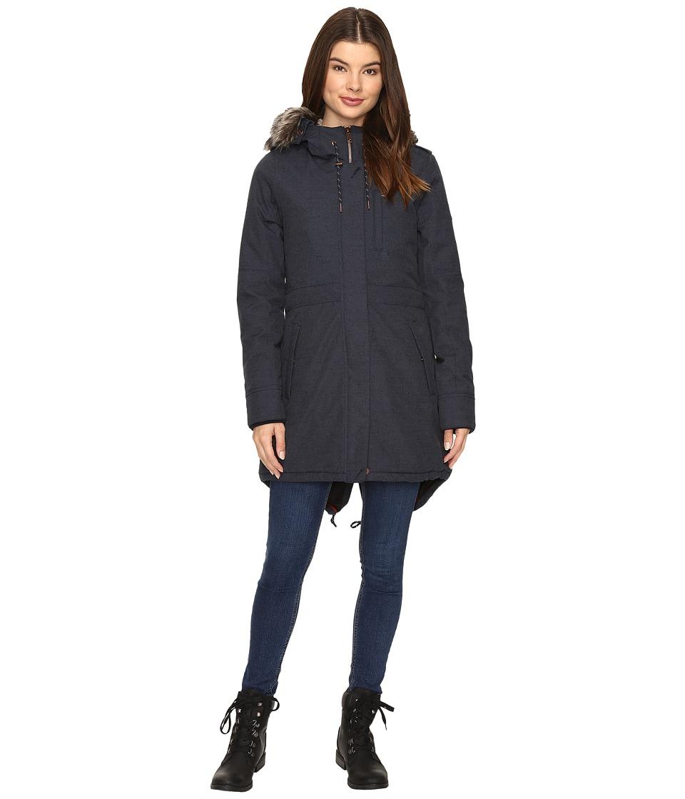 O'Neill - Frontier Parka (Sky Captain) Women's Coat