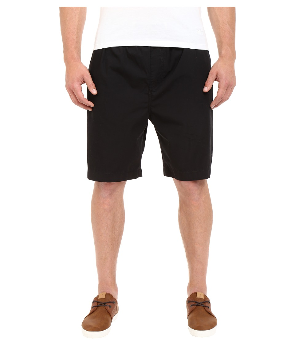 Nautica Big & Tall - Big Tall Drawstring Short (True Black) Men's Shorts