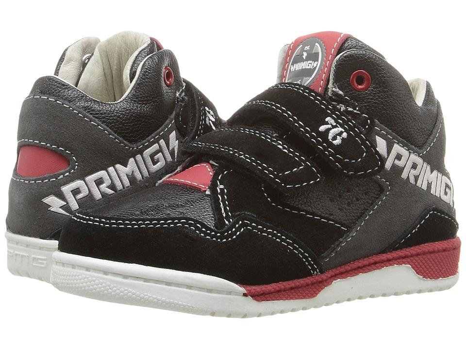 Primigi Kids - Neo B7 (Toddler/Little Kid/Big Kid) (Black) Boy's Shoes