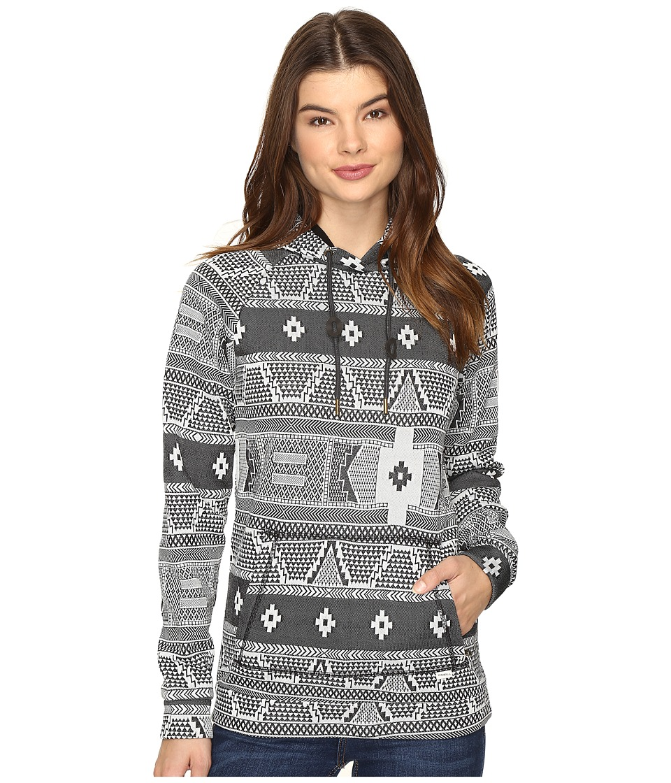 O'Neill - Abby Fleece (Black All Over Print) Women's Fleece