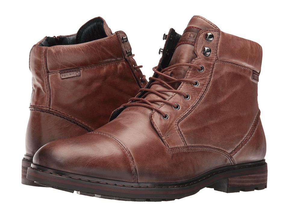 Pikolinos - Caceres M9E-8104DT (Olmo) Men's Shoes
