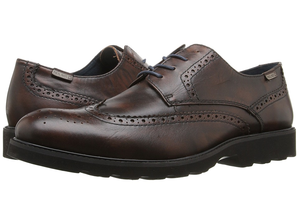 Pikolinos - Glasgow M05-6222AA (Cognac) Men's Shoes