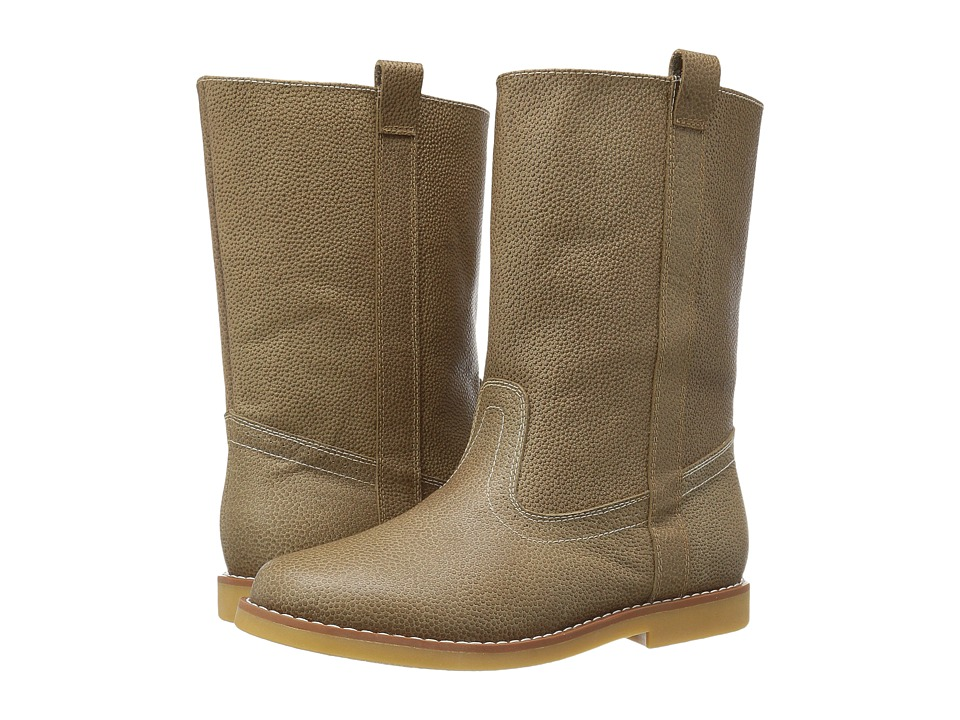 Elephantito - Western Boot (Toddler/Little Kid/Big Kid) (Camel) Cowboy Boots