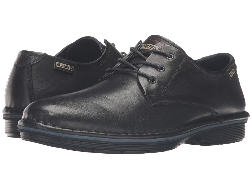 Pikolinos - Lugo M1F-4091 (Black) Men's Shoes