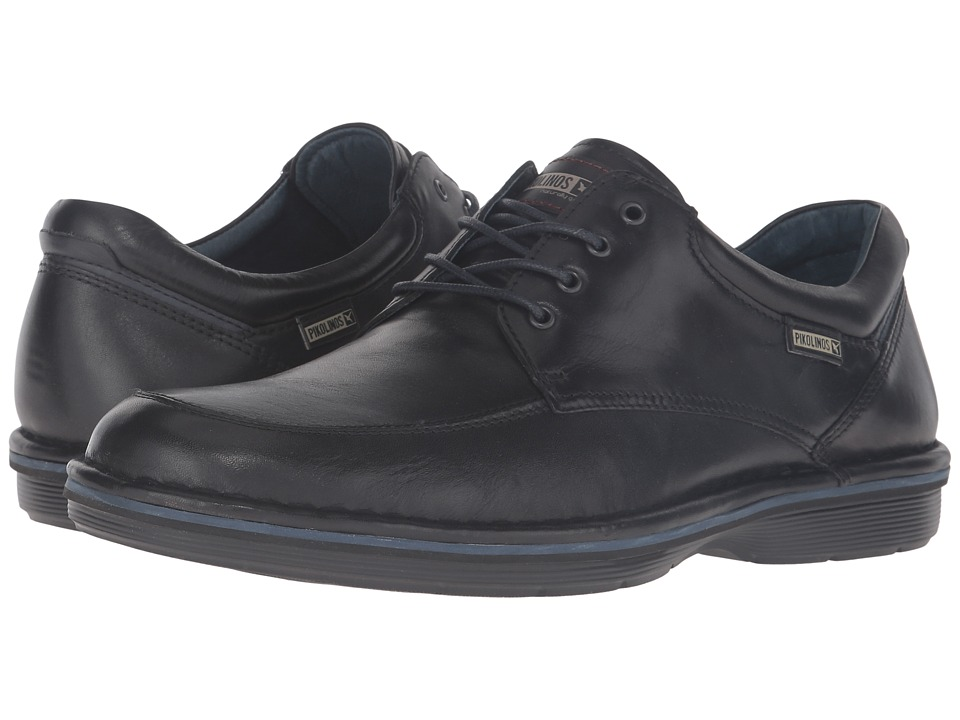 Pikolinos - Lugo M1F-4113 (Black) Men's Shoes