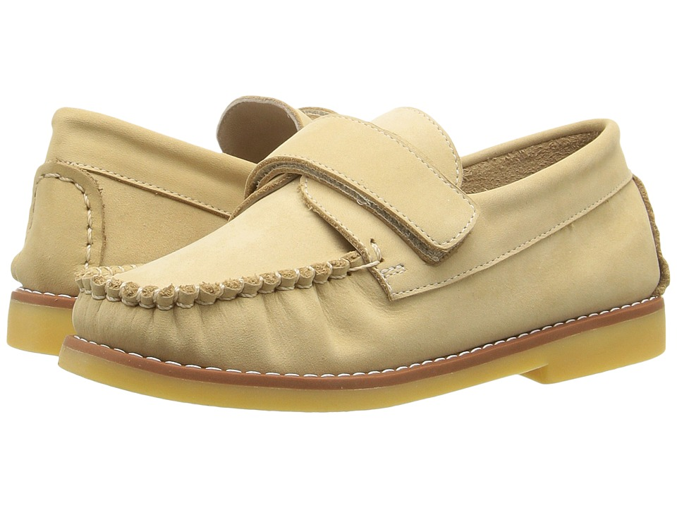 Elephantito - Nick Boating Shoe (Toddler/Little Kid/Big Kid) (Sand) Boy's Shoes