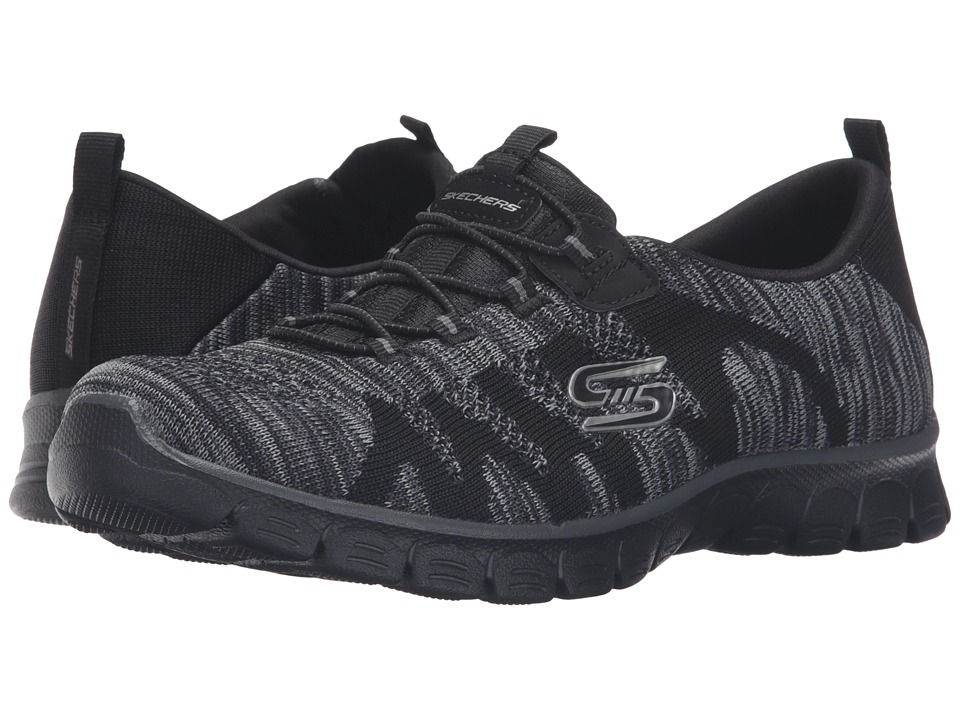 SKECHERS - EZ Flex 3.0 - Take-The-Lead (Black) Women's Shoes