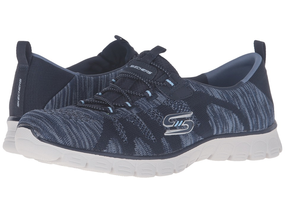 SKECHERS - EZ Flex 3.0 - Take-The-Lead (Navy) Women's Shoes