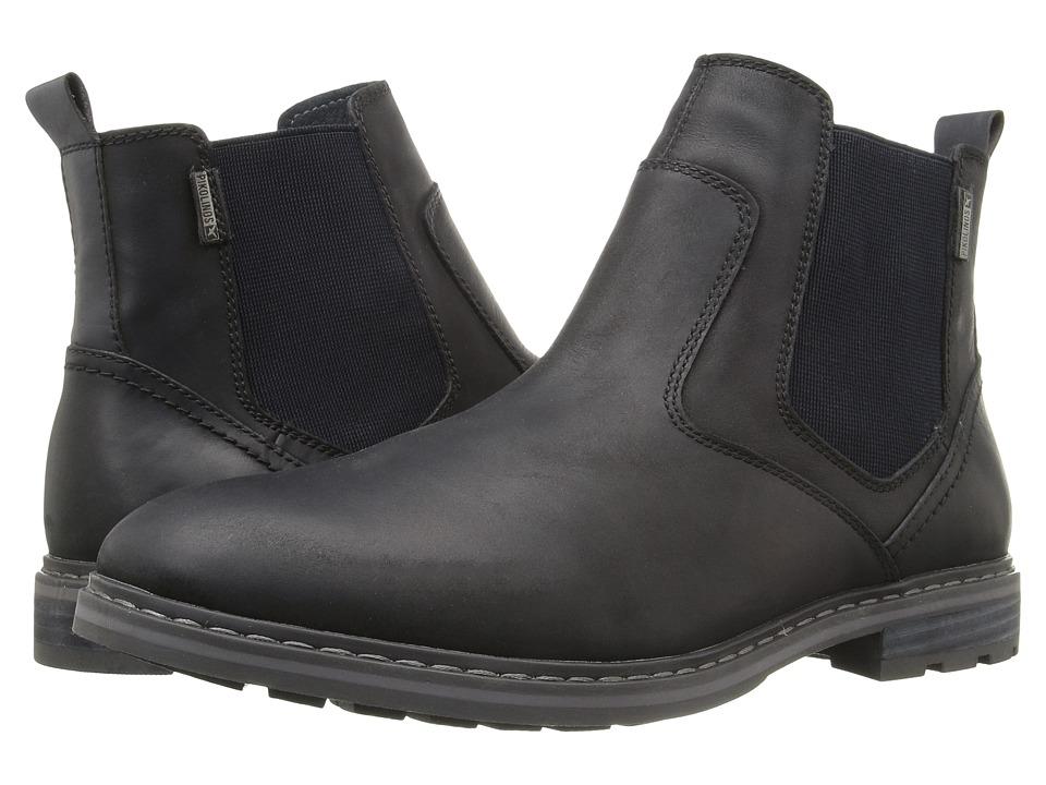 Pikolinos - Caceres M9E-8094SP (Black) Men's Shoes