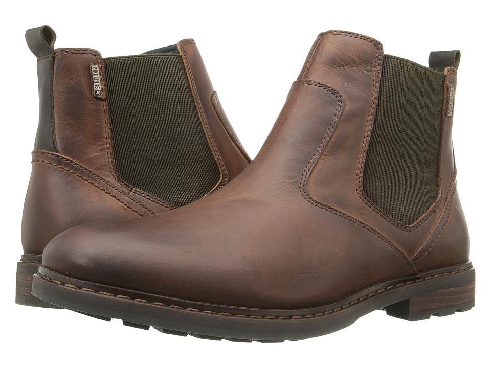Pikolinos - Caceres M9E-8094SP (Cuero) Men's Shoes