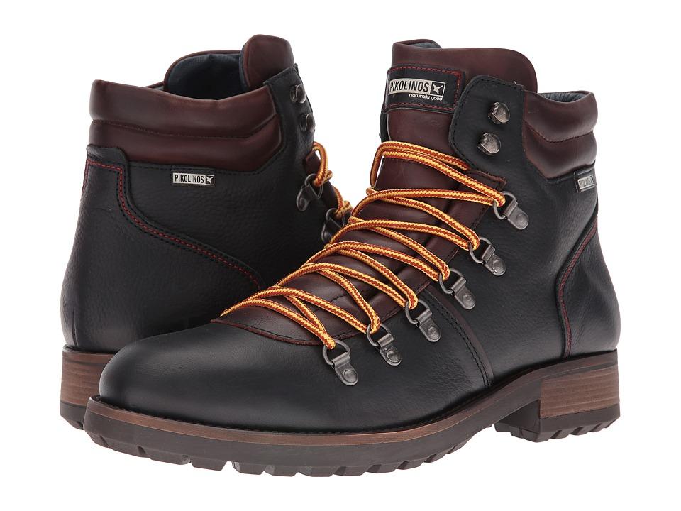 Pikolinos - Ellesmere M6C-8072NG (Black) Men's Shoes