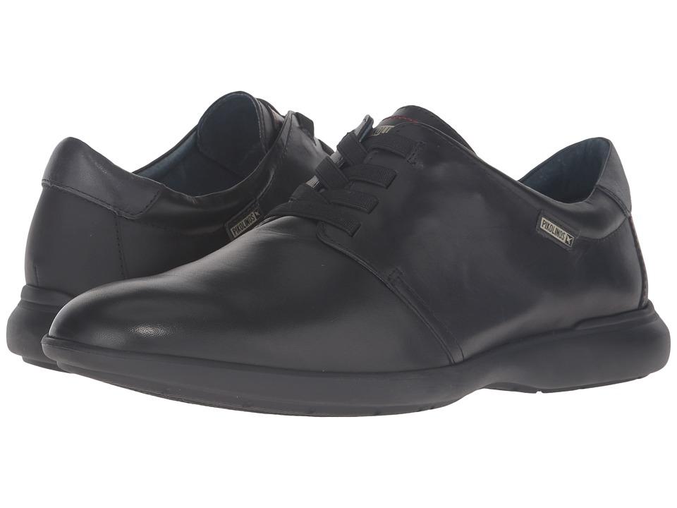 Pikolinos - Teruel M7E-4109 (Black) Men's Shoes