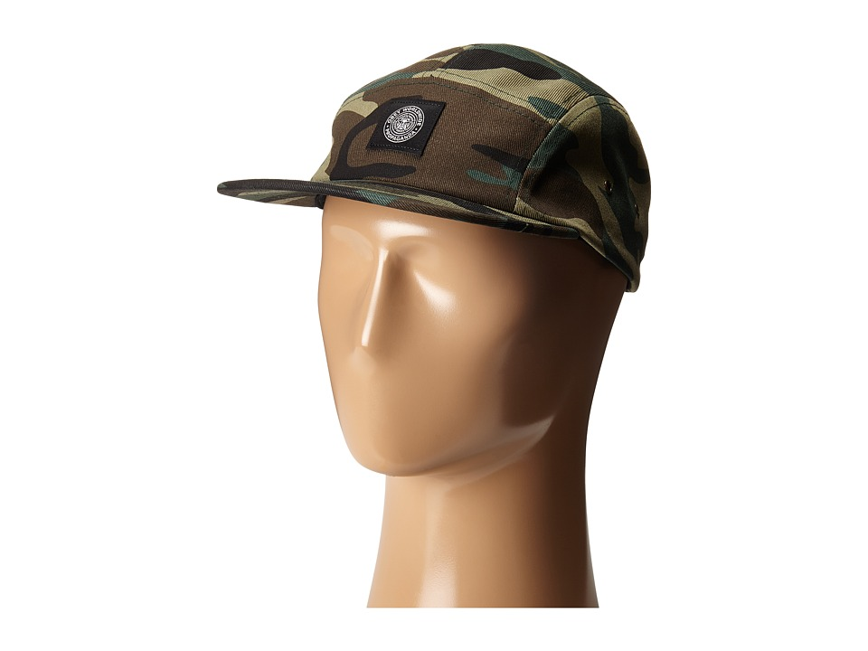 Obey - Raid 5 Panel Cap (Field Camo) Caps