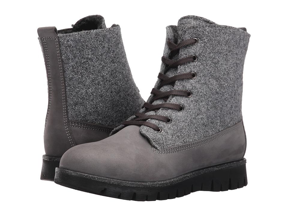 Primigi Kids - Tilly (Big Kid) (Grey) Girl's Shoes