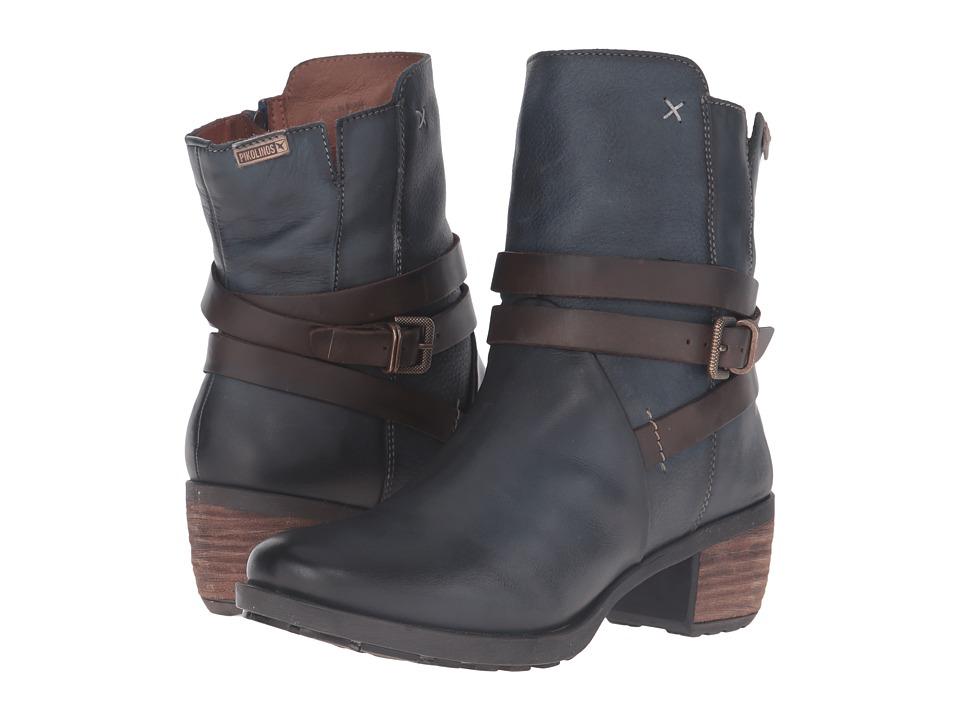 Pikolinos - Le Mans 838-8730 (Ocean) Women's Shoes