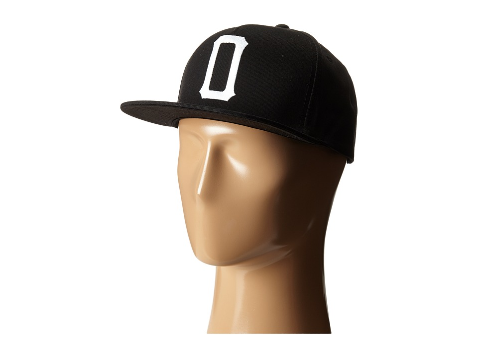 Obey - Legato Snapback Hat (Black) Caps
