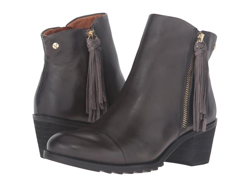 Pikolinos - Andorra 913-9553 (Lead) Women's Boots