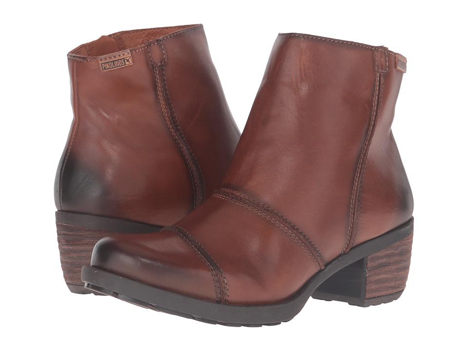 Pikolinos - Le Mans 838-8714 (Cuero) Women's Shoes