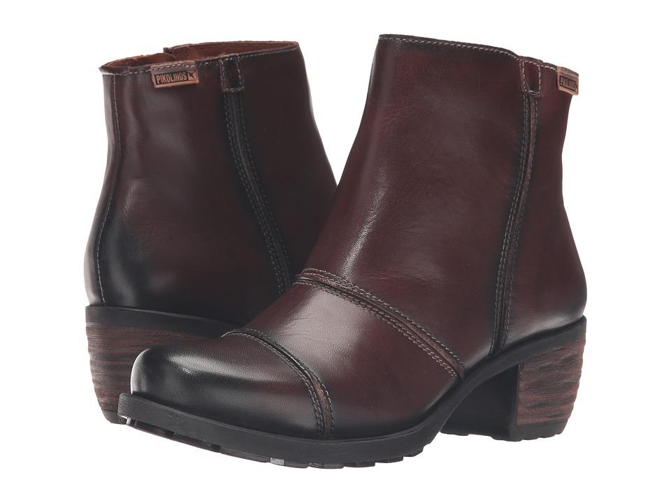 Pikolinos - Le Mans 838-8714 (Olmo) Women's Shoes