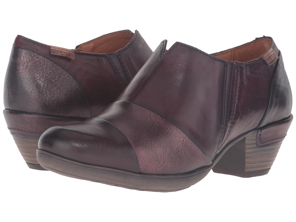 Pikolinos - Rotterdam 902-5645 (Garnet) Women's Shoes