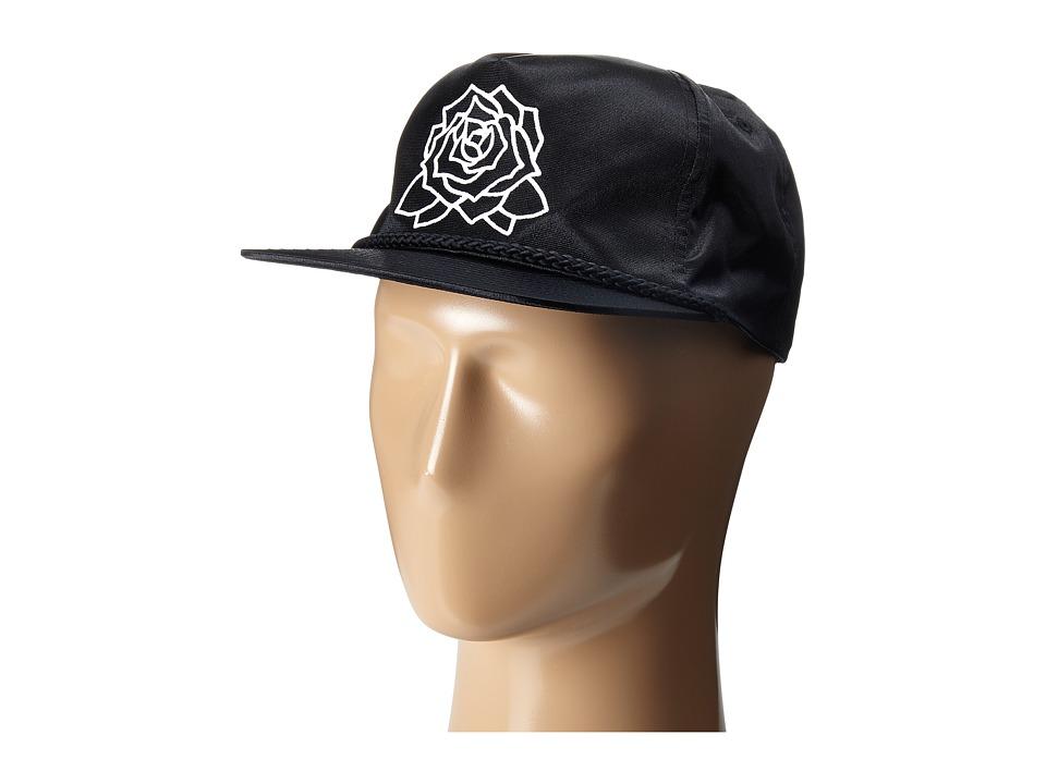 Obey - Mira Rosa Snapback (Black) Caps