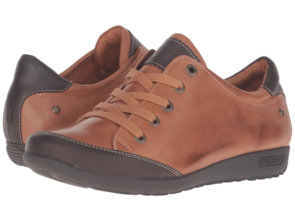 Pikolinos - Lisboa W67-6560 (Brandy) Women's Shoes