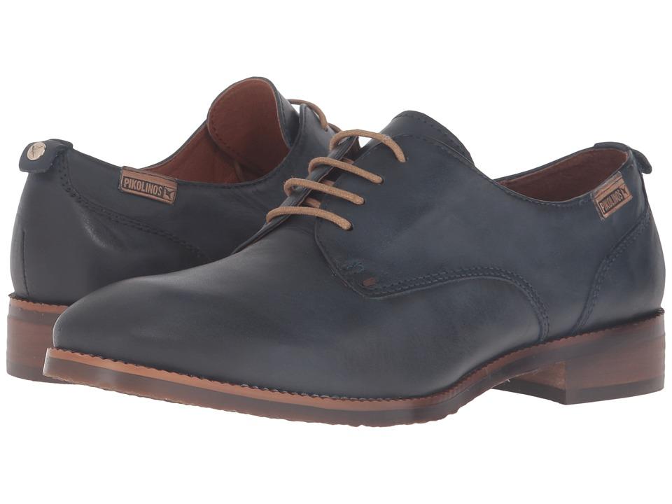 Pikolinos - Royal W4D-4566 (Ocean) Women's Shoes