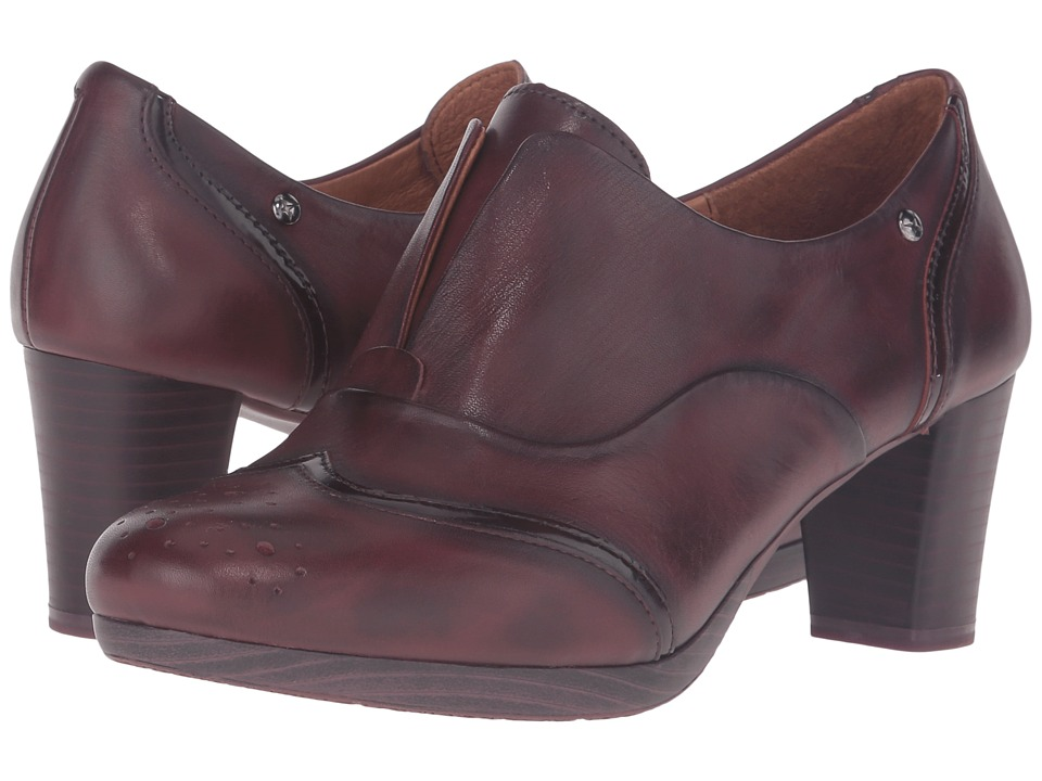Pikolinos - Salerno W9C-7597 (Garnet) Women's Shoes
