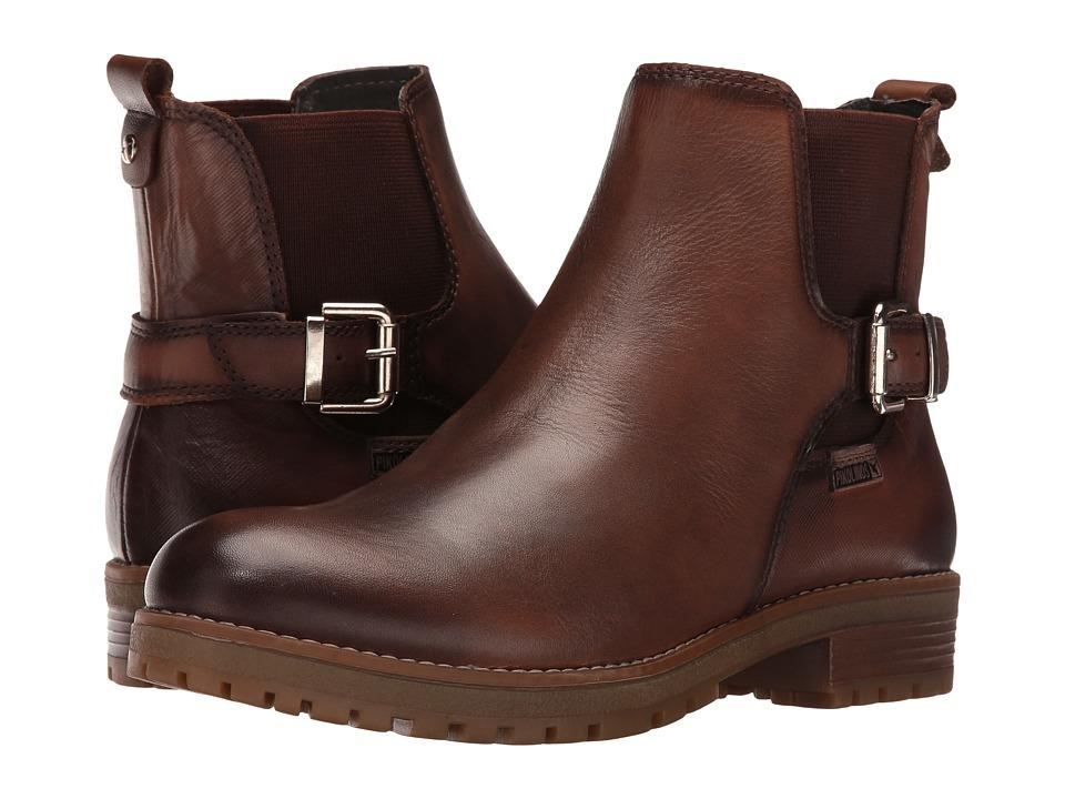 Pikolinos - Santander W4J-8781 (Brandy) Women's Shoes