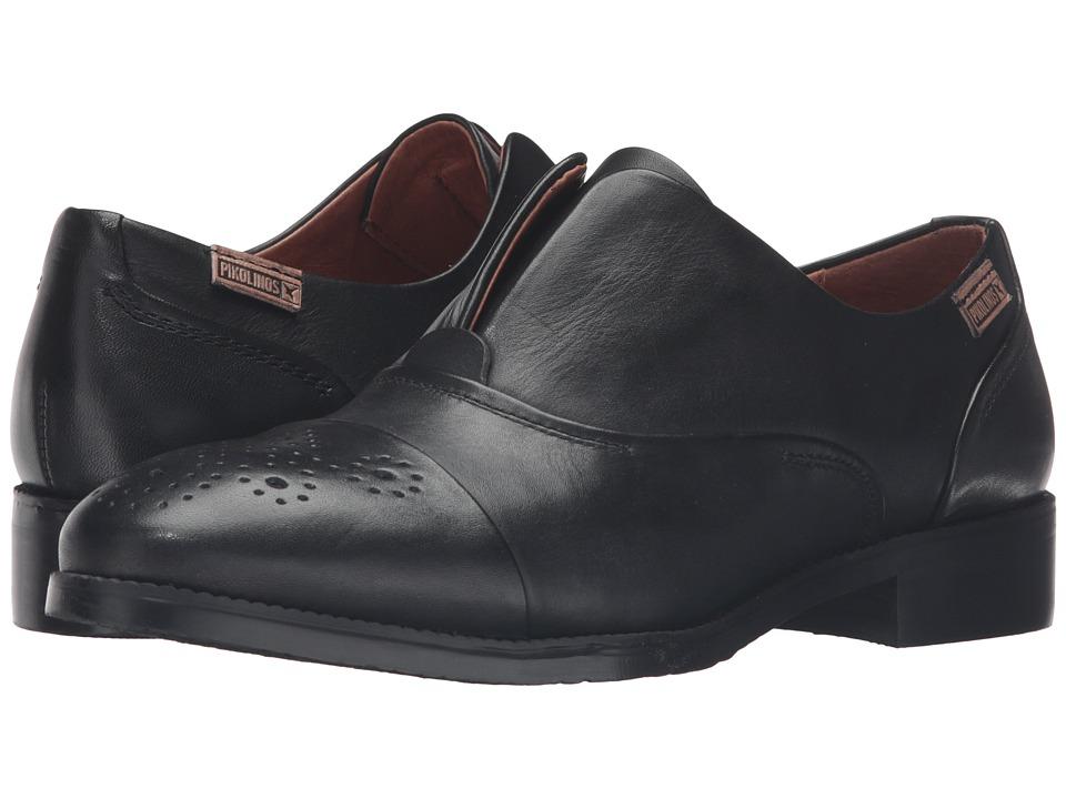 Pikolinos - Royal W4D-3601 (Black) Women's Shoes